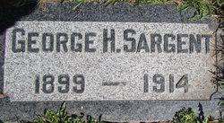 George Raymond Sargent