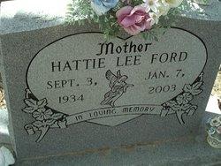 Hattie Lee Ford