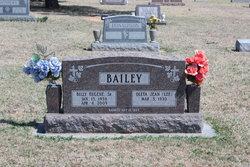 Billy Eugene Bailey