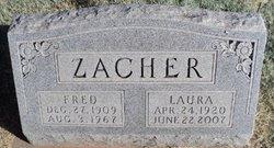 Laura Faye Zacher