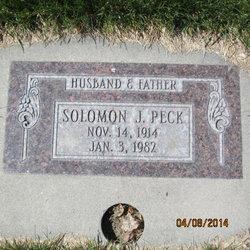Solomon Peck