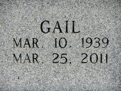Margaret Gail <I>Peel</I> Williams