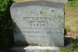Bertram H Meltzer
