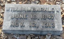 William Ezra Barklow