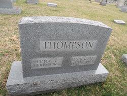 Edna <I>Hale</I> Thompson