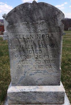 Ellen Nora <I>Peters</I> Hartman