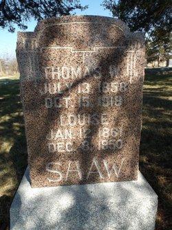 Louise J. C. <I>Krueger</I> Shaw