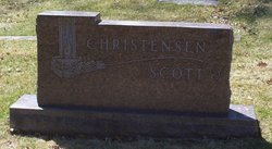 "Opal ""Chris"" <I>Christensen</I> Scott"