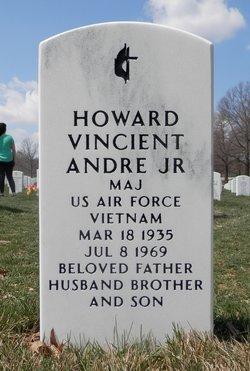 Maj Howard Vincient Andre, Jr
