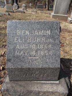 Benjamin Eli Burr Jr.