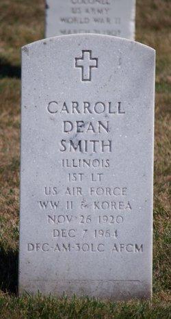 Carroll Dean Smith