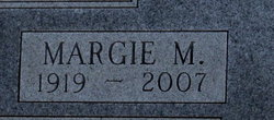 Mrs Margie M. <I>Smith</I> Ahlquist