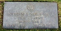 William J Nebel-Thau