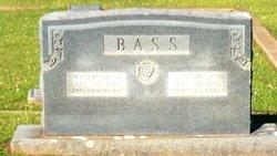Jefferson Dozier Bass
