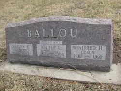 Walter Ballou