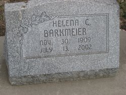Helena Cecelia Lea Barkmeier