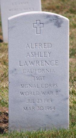 Alfred Ashley Lawrence