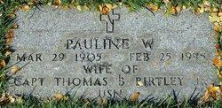 Pauline C. <I>Weiss</I> Birtley