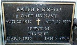 CPT Ralph F. Bishop