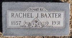 Rachel Jane <I>Ball</I> Baxter
