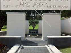 Capt Elwood Joseph Euart
