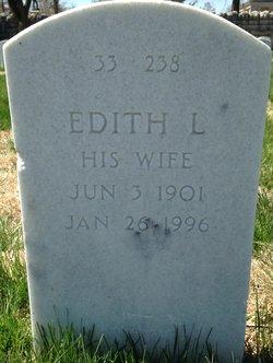 Edith L Devine