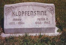 Peter P Klopfenstine