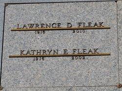 Lawrence Delbert Fleak