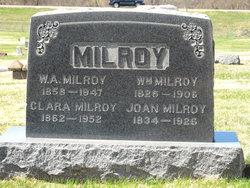 Joan <I>Ross</I> Milroy