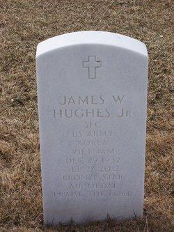 James W Hughes, Jr