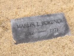 Marlin L Bordner