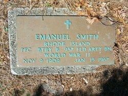 "Emanuel ""Manny"" Smith"