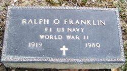 John Ralph Oliver Franklin