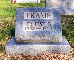 Ernest B Frame