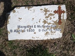 Margaret Emaline <I>McGinty</I> Hill
