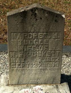 Margaret M <I>Tuggle</I> Puckett