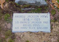 Andrew Jackson Mays, Jr
