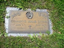 Geraldine Marie Rumler