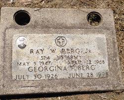 Spec Ray William Berg, Jr