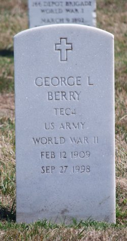 George Lincoln Berry