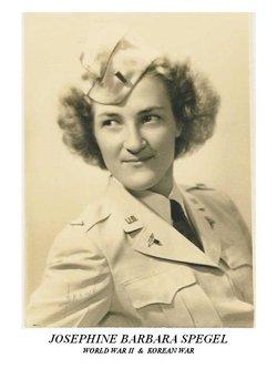 Josephine Barbara Spegel
