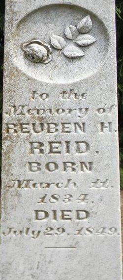 Reuben H. Reid