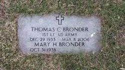 Thomas C. Bronder