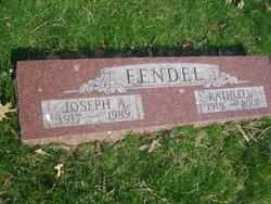 Mary Kathleen <I>Adams</I> Fendel
