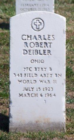 Charles Robert Deibler