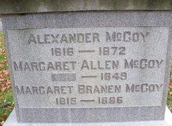 Margaret <I>Allen</I> McCoy
