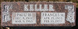 Frances May Keller