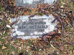 Margaretha <I>Deutsch</I> Albert