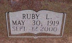 Ruby Lorene <I>Henderson</I> Armstrong