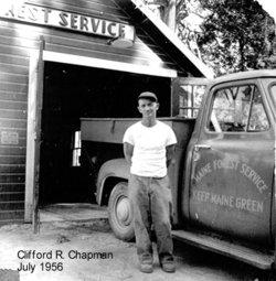 Clifford Chapman